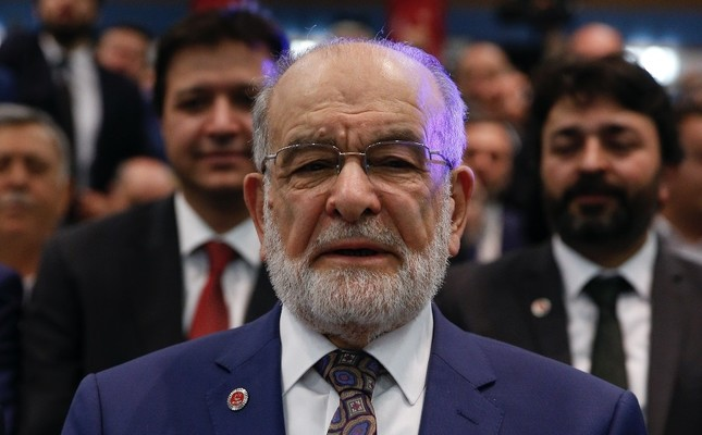 Karamollaoğlu became SP's leader in the party's ordinary congress held in October 2016.