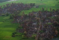 40 Rohingya villages in Myanmar's Rakhine State were burned in October and November, analysis of satellite imagery by Human Rights Watch said Monday, bringing the number of villages damaged since...