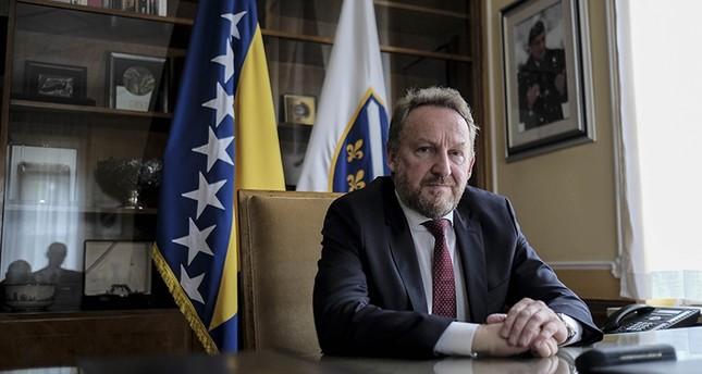 بيغوفيتش يشيد بالعلاقات الاقتصادية بين تركيا والبوسنة قبيل زيارة أردوغان