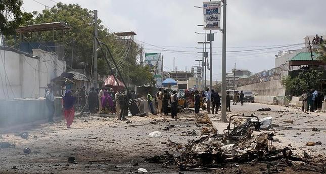 هجوم انتحاري يستهدف مركزا عسكريا جنوبي الصومال
