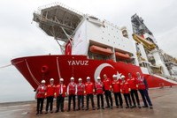 Turkey's second drillship Yavuz to operate in east of Cyprus by July