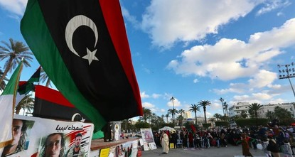 UAE, Egypt hamper efforts to maintain Libya cease-fire