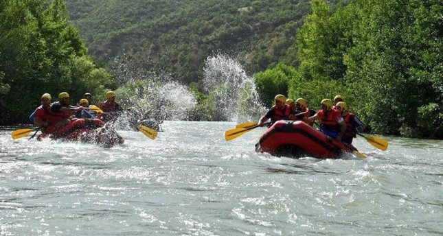 World Rafting Championship comes to Turkey's Tunceli in 2019