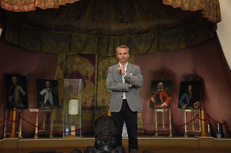 Christian Ortner, the director of the Museum of Military History in Vienna.