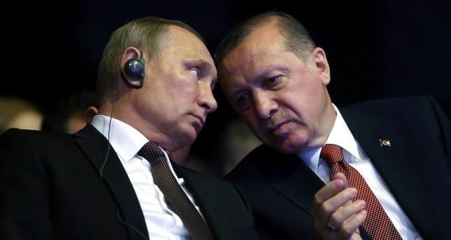 أردوغان لبوتين: يجب تحقيق وقف إطلاق النار في إدلب بشكل عاجل
