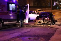 Road accidents kill 1 person worldwide every 24 seconds, WHO says