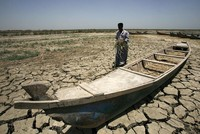 Iraqis blame poor infrastructure, corruption in Baghdad for water crisis
