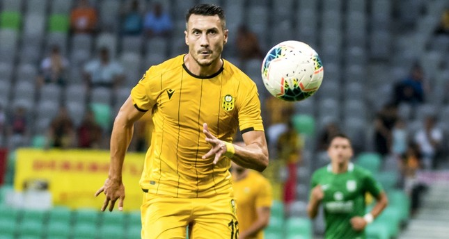Adis Jahovic of Yeni Malatyaspor