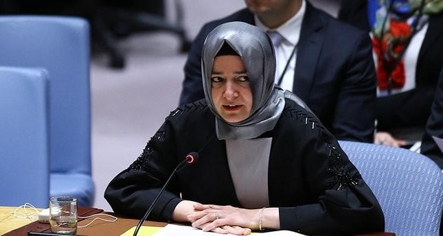 تركيا تشكو هولندا في الأمم المتحدة