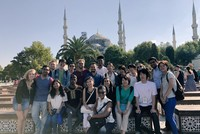 Young Americans in Istanbul for a better grasp of the Turkish language