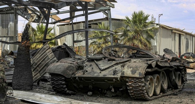 من الحرب الليبية (الفرنسية)