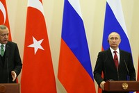 Erdoğan, Putin share same view on US' Jerusalem move, say stability will be affected in the region