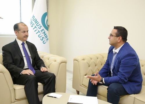 Yunus Emre Institute Head Ateş: As an element of soft power, our aim is to introduce Turkey, its culture to the world