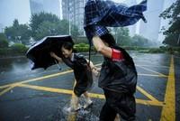 Тайфун «Мангхут» обрушился на юг Китая