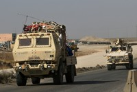 US forces cross into Iraq amid Syria pullout