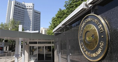 pThe Foreign Ministry warned Greece against usurping the prerogatives of the elected muftis in Western Thrace shortly after the country passed a law amending the way Islamic law is applied in the...