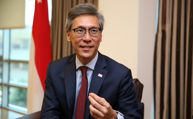 According to Singaporean Envoy to Ankara Jonathan Tow, in spite of the geographical distance, early historical ties contribute to the richness of the two countries' bilateral relations.