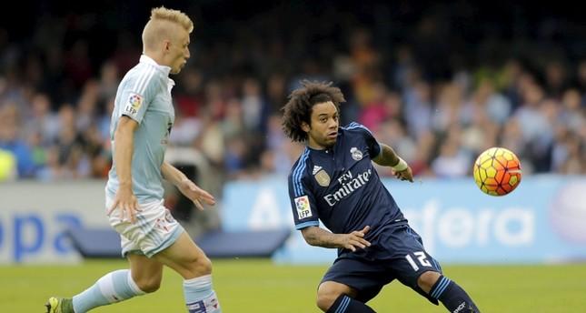 ريال مدريد يرصد 50 مليون يورو للاستغناء عن مارسيلو