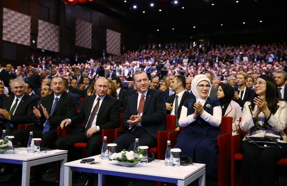 85 countries take part in 23rd World Energy Congress in Istanbul