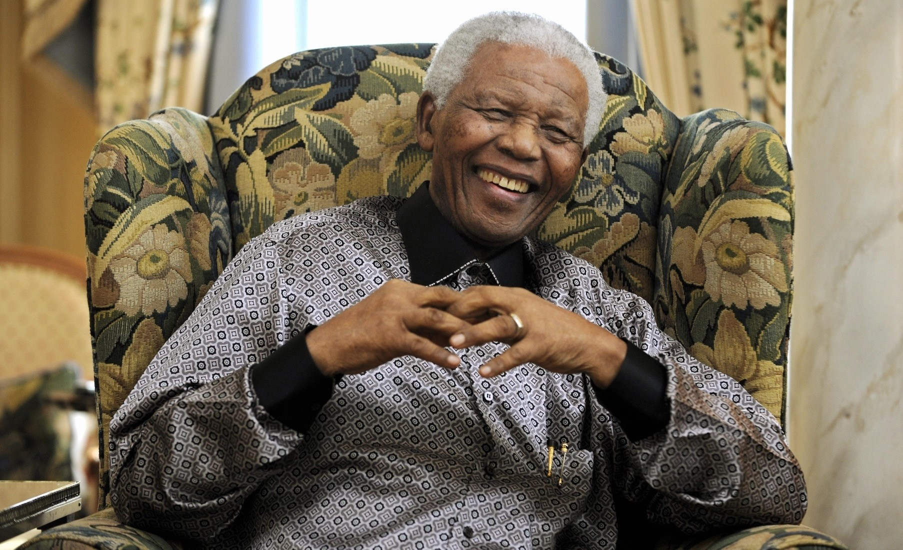 Nelson Mandela, the late president of South Africa and social justice campaigner, was commemorated around the world yesterday; many well-wishers expressed deep sorrow but also respect for his inspiring life story and legacy.