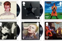 David Bowie is to appear on a range of British postage stamps as a tribute to the musician who died last year, the postal service has announced.