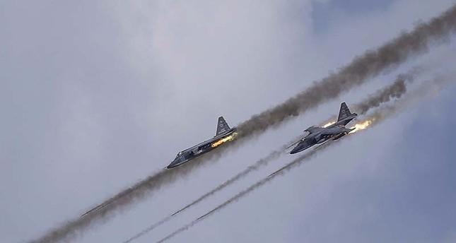 لأول مرة.. طائرات روسية تضرب أهدافاً في سوريا من قاعدة في إيران