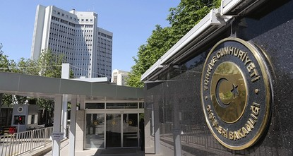 pThe Ministry of Foreign Affairs said late Friday that the incident regarding President Recep Tayyip Erdoğan and the founder of the Turkish republic Mustafa Kemal Atatürk were portrayed as enemies...
