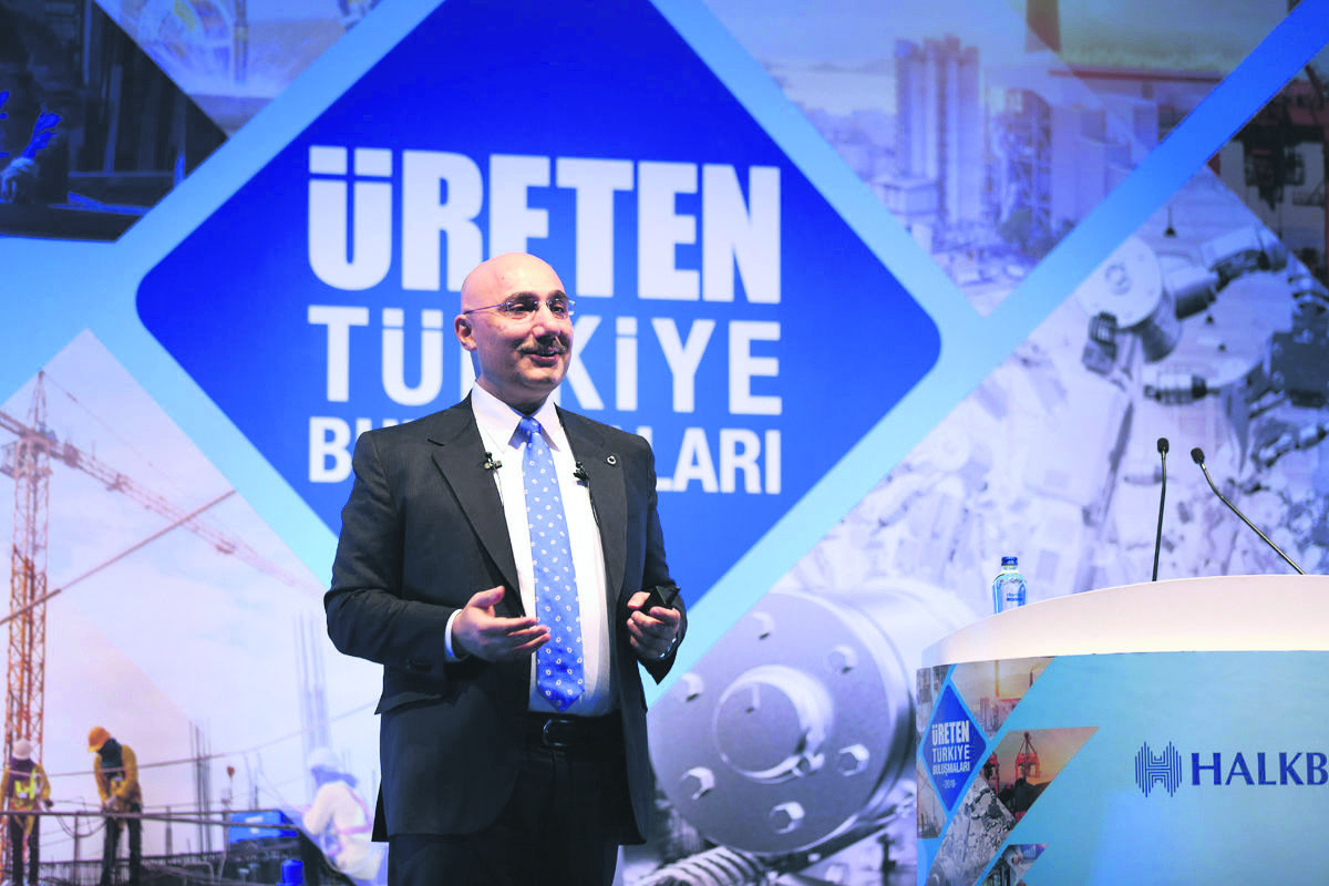 Halkbank CEO Osman Arslan said the banking sector has always been one of the most important components of Turkeyu2019s economic growth and stability. He added that they did their best to rule out the sense of insecurity being built on the Turkish economy