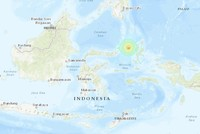 Indonesia lifts tsunami alert after 7.4-strong quake strikes near Moluccas