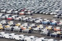 Volkswagen muss Autos auf BER-Flughafen abstellen