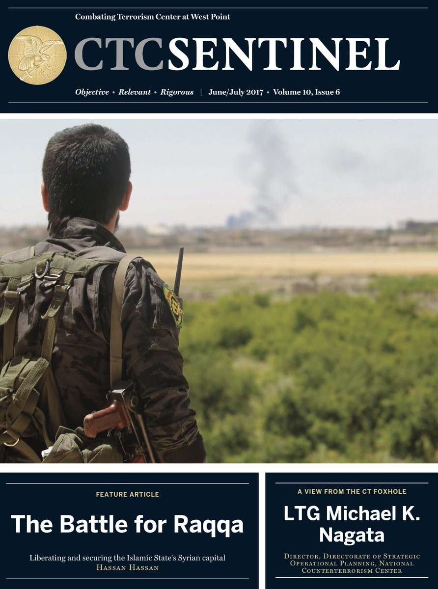 A publication of the U.S.u2019s Combating Terrorism Center at West Point, CTC Sentinel.