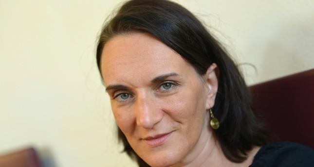 Terézia Mora erhält den Georg-Büchner-Preis