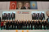 Erdoğan presents AK Party's mayoral candidates in Izmir
