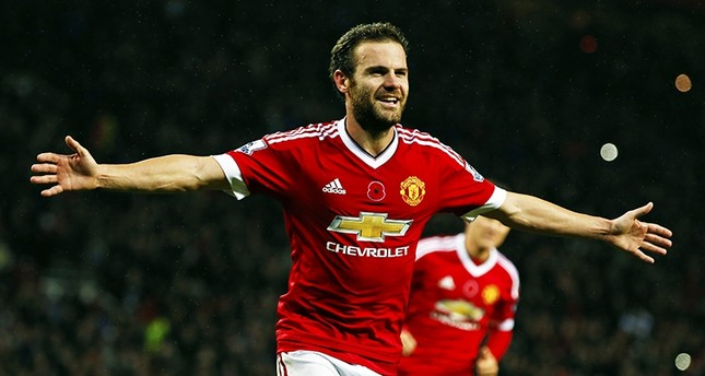 Man United star Mata to donate 1% of wages to charity, wants others to follow suit