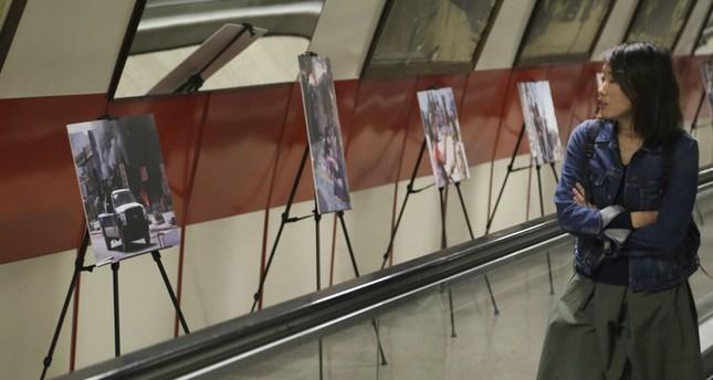 أوقفوا نزيف الدم في العراق... معرض في إسطنبول يوثق انتهاكات حقوق الإنسان