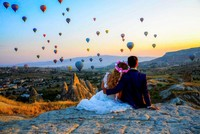 The most beautiful honeymoon destinations to celebrate in Turkey