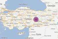 4.5 magnitude quake strikes Turkey's eastern Malatya