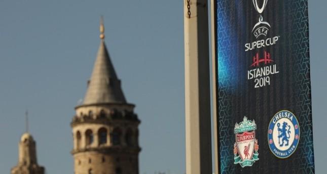 """""""يويفا تعرب عن سعادتها باستضافة إسطنبول مباراة كأس السوبر الأوروبي"""