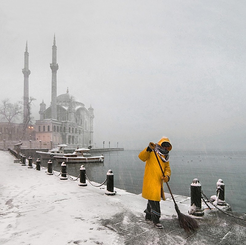 Great city of Istanbul paid tribute in comprehensive photobook
