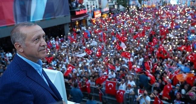 المصدر: المركز الإعلامي للرئاسة التركية