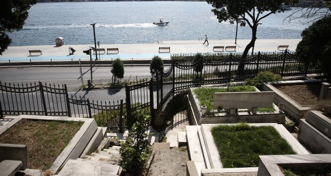 سعر القبر على البوسفور قد يتجاوز 30.000 ليرة تركية