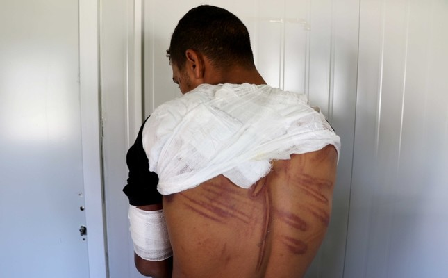 Migrants tortured by Greek police, illegally pushed back to Turkey