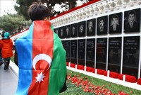 Azerbaijanis' pain still lingers three decades after the Jan. 20 massacre