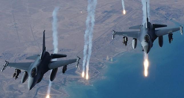 14 PKK terrorists killed in N. Iraq airstrikes, Turkish military says