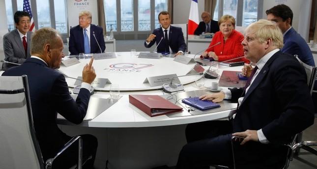 مجموعة السبع تكلف ماكرون مناقشة إيران وتوجيه رسالة إليها