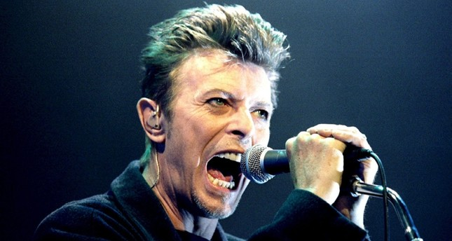 David Bowie performs during a concert in Vienna, Austria in this February 4, 1996 file photo. Singer Bowie has died after an 18-month battle with cancer, his official Twitter account announced on January 11, 2016. (Reuters Photo)