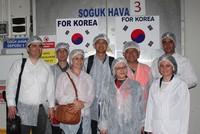 تركيا تصدر 8000 طن من الكرز إلى كوريا الجنوبية عام 2019