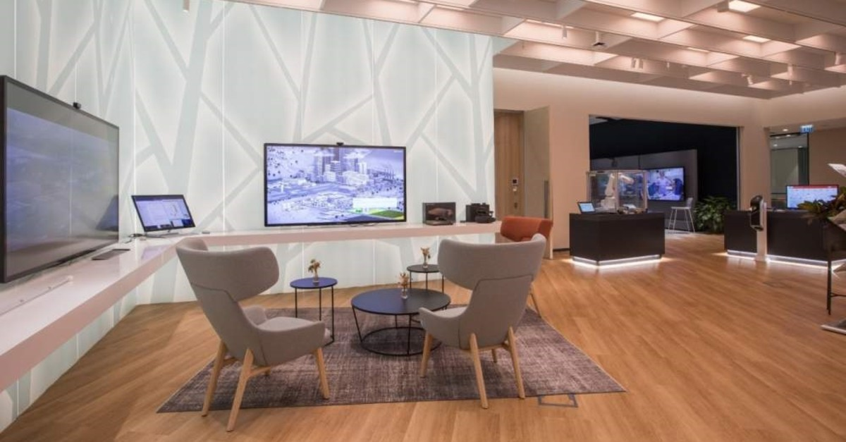 Microsoft's first new-generation technology center for the Middle East and Africa region is in Istanbul.
