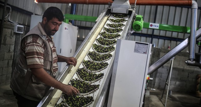 From an olive oil processing plant to food aid, TİKA helps Palestinians sustain their daily lives under Israeli oppression.