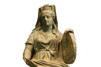 صورة أرشيفية لأحد تماثيل الآلهة كوبيلي